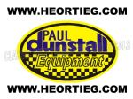 Paul Dunstall Equipment Transfer Decal D20082-8